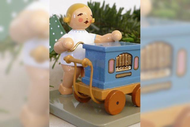 Erzgebirgisches Spielzeug