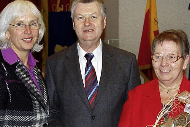 35 Jahre im Gemeinderat