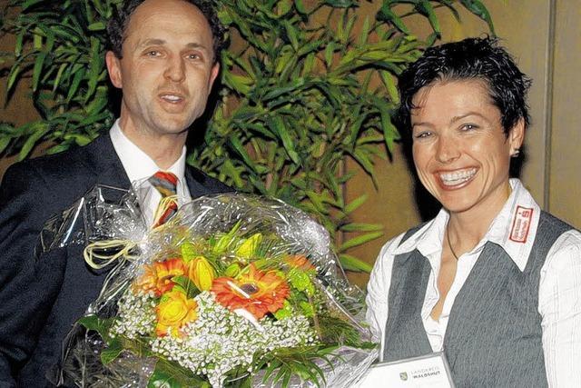 Sabine Spitz holt Gold – ohne Rad