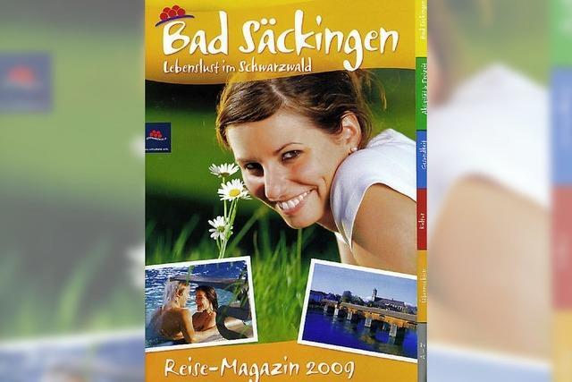 Ein Heft macht Lust auf Urlaub in Bad Säckingen