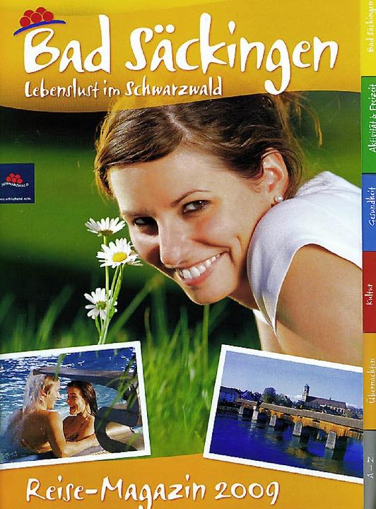 Auf  Emotionen setzt das neue Reisemagazin Bad Säckingens.   | Foto: BZ