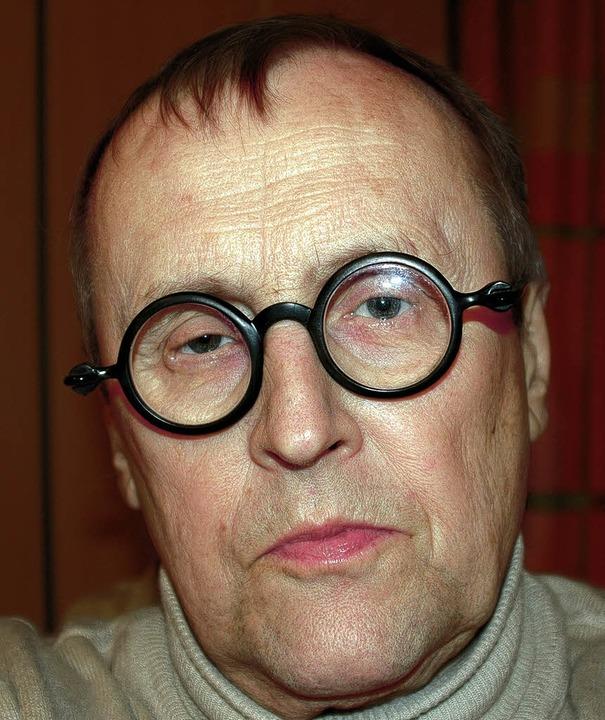 Pater Peter Mayr ist gestorben.    Foto: privat