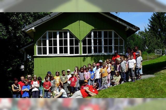 Neubau Schullandheim: Grüne machen Druck
