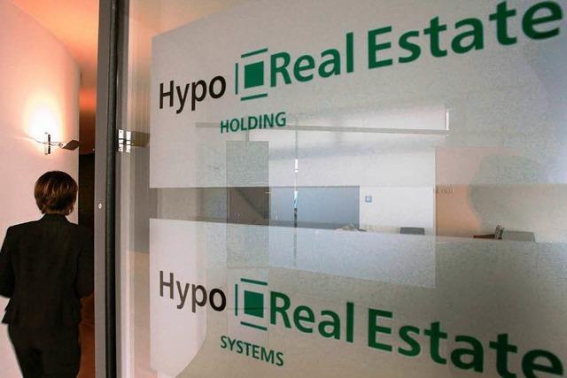 Hypo-Real-Estate-Spitze soll Aktionäre getäuscht haben