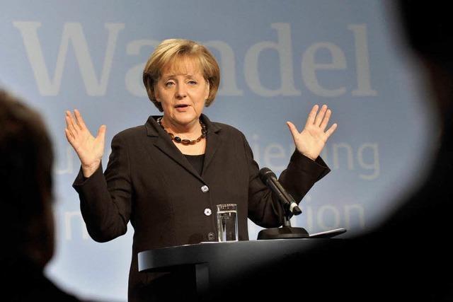 Merkel-Vorstoß für