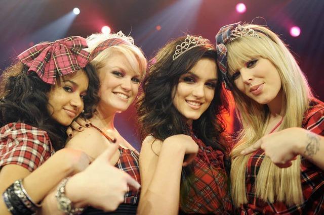 Antonella schafft es in die Girlgroup Queensberry