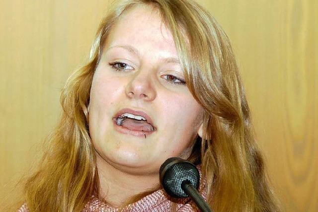 Haushaltsrede des Jugendparlaments