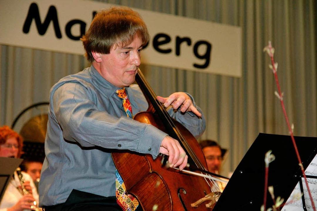 Gregor Horsch gastiert am 28. Dezember im Bürgersaal in Ettenheim.    Foto: sandra decoux-kone