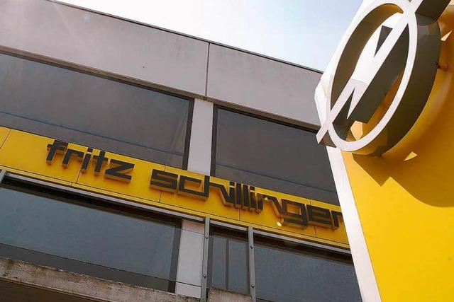 Opel-Schillinger ist gerettet