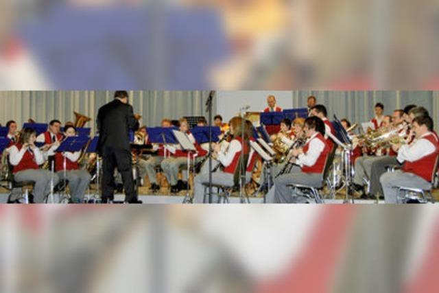In Sasbach ist Musik Trumpf