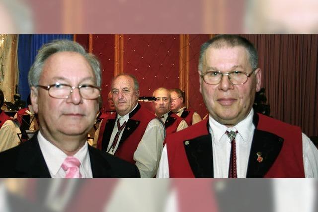 Goldene Ehrennadel für Klaus Edelmann