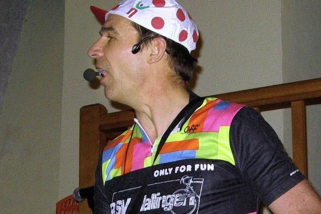 Erinnerung an denkwürdige Radtouren
