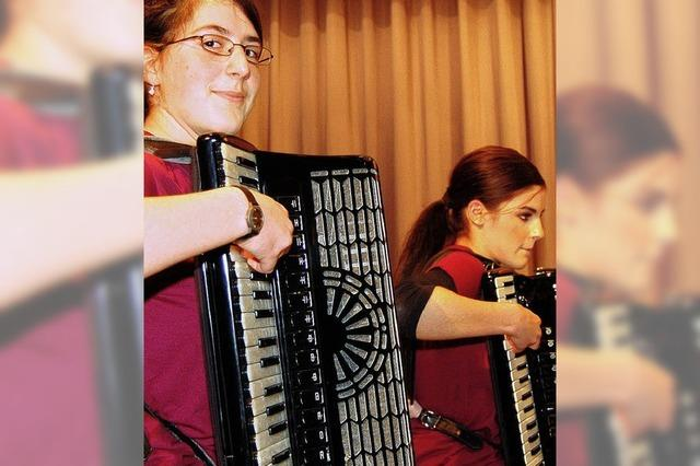 Flinke Finger bereiten musikalische Freude