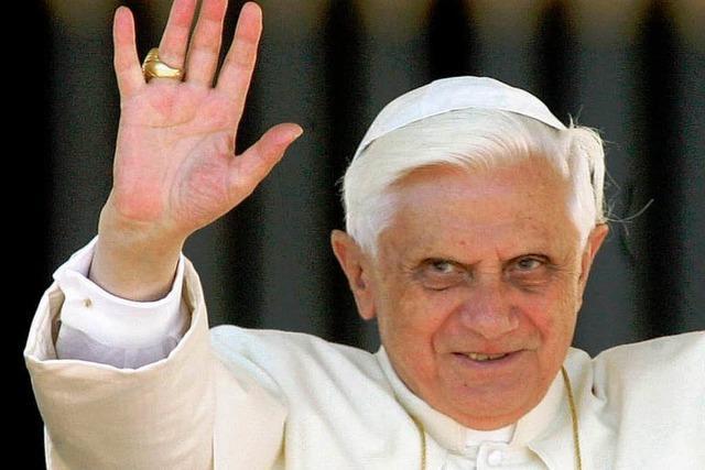 Der Papst kommt frühestens 2010