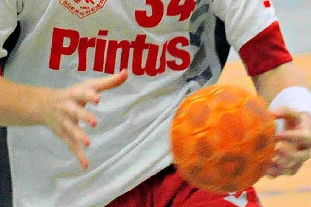 Handballer helfen kranken Sportsfreund