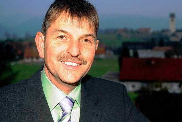 Dobler will Bürgermeister werden