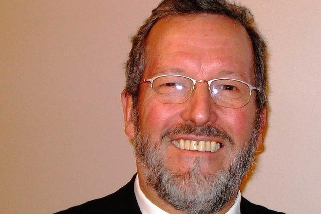Martin Beck wird Direktor des Evangelischen Stifts