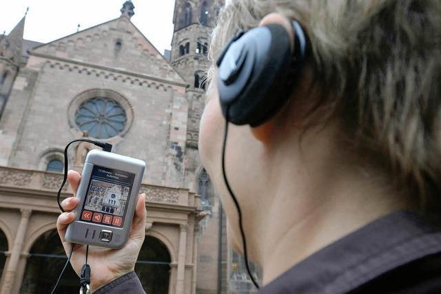 Touristen lieben Freiburg