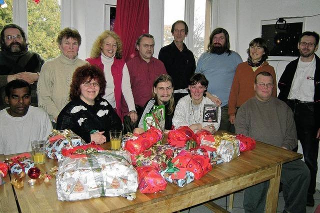 In Vertretung des Weihnachtsmanns