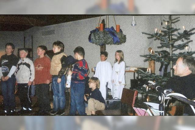 Eine Party für Jesus