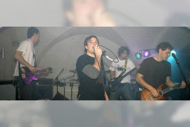 Bilder des Tages: Rock