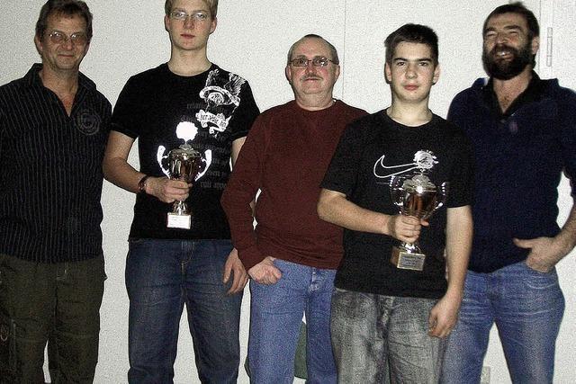 Deutscher Meister im Team des ACV
