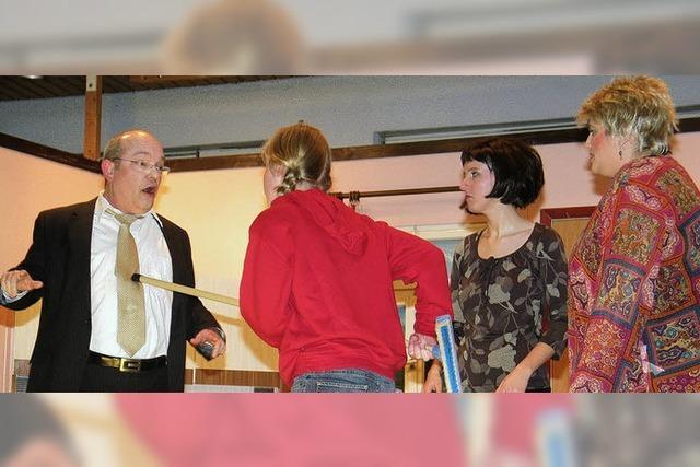 Theaterspiel mit Tradition