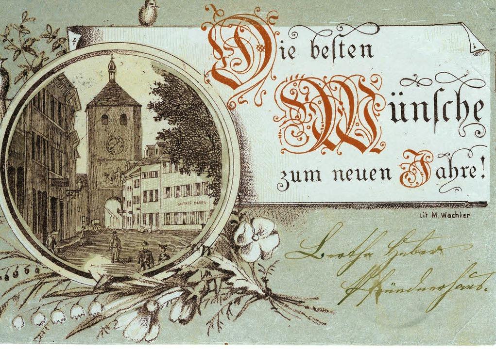 Schwabentor und Gasthof zum Bären für ... das radelnde Freiburg im Jahre 2008.   | Foto: Archiv Gallo/Schneider