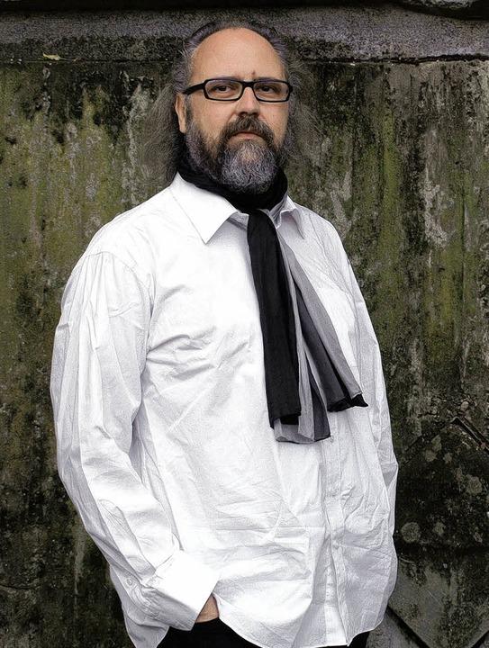 Richard Reschika, Freiburger Autor    Foto: BZ