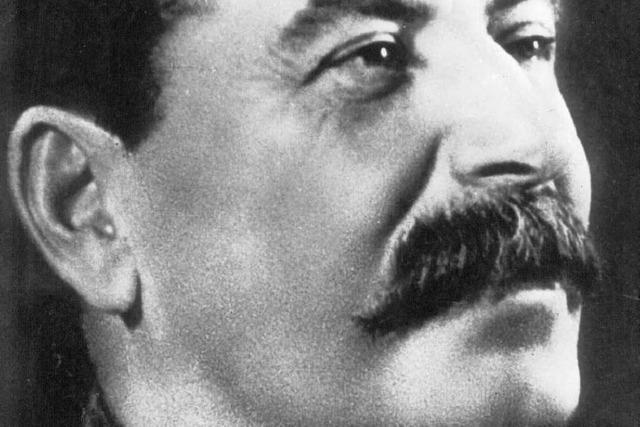 Stalin zum drittgrößten Russen gewählt