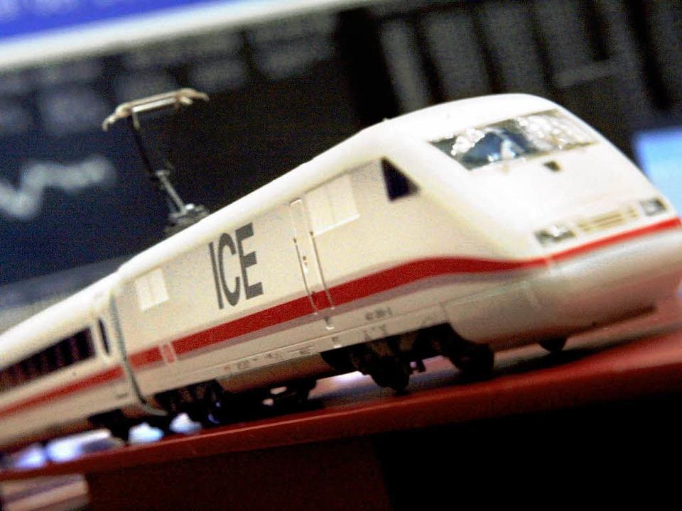 Pleiten, Pechen und Pannen bei der Bahn,  | Foto: dpa