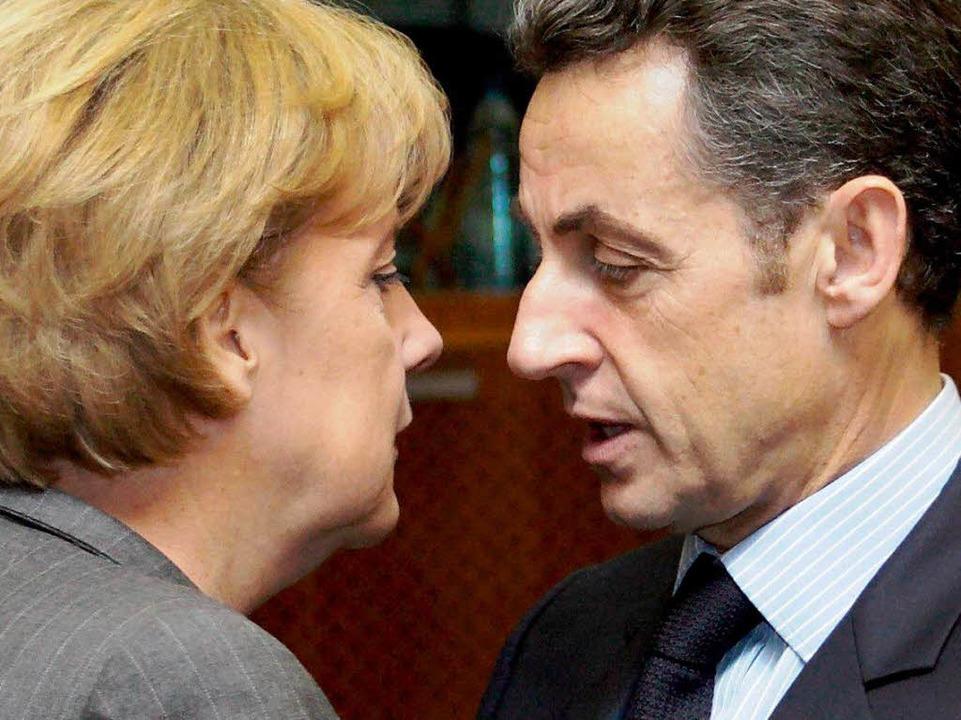 die  Begleiterscheinungen politischer Gipfeltreffen und…  | Foto: dpa