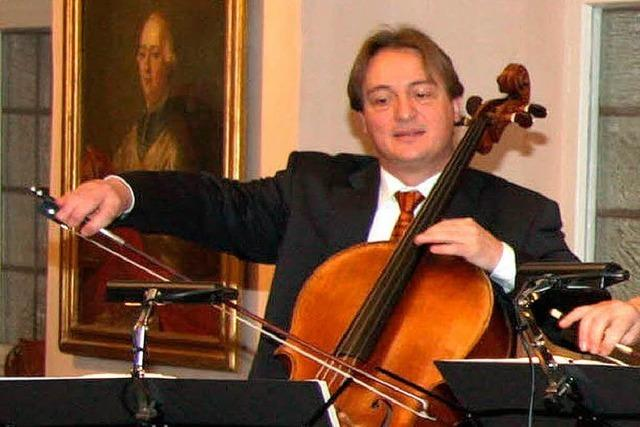 Musikalische Heimkehr von Gregor Horsch