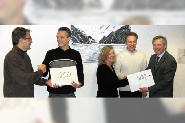 Bilder des Tages: JE 500 EURO