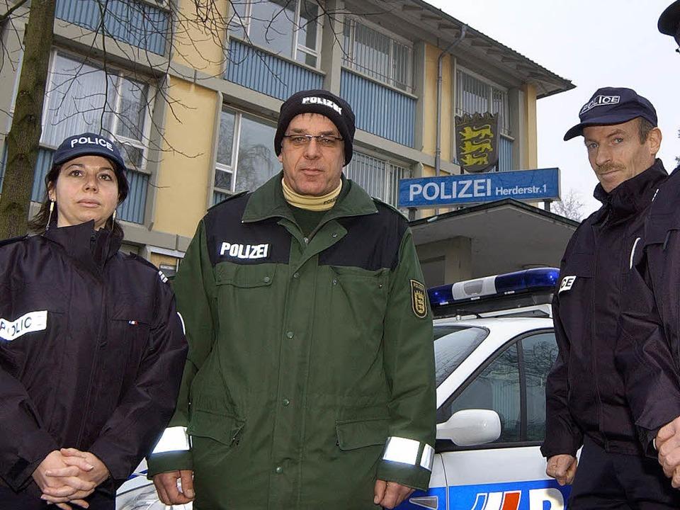 Auch in diesem Jahr werden im Grenzgeb...sische Polizisten   auf Streife gehen.  | Foto: ddn