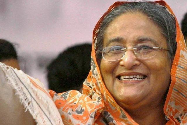 Sheikh Hasina bekommt fast freie Hand