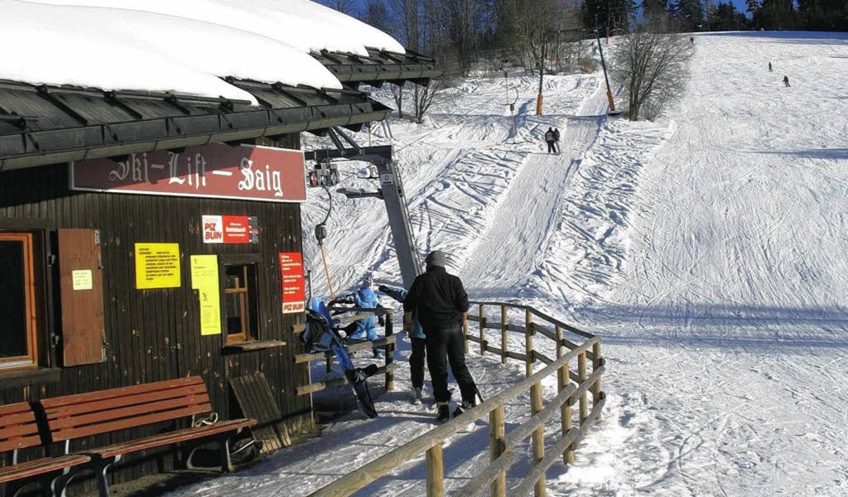 Ein  Getriebedefekt hat die Skisaison ...sverlauf mit dem Thema beschäftigen.    | Foto: Manfred-G. Haderer
