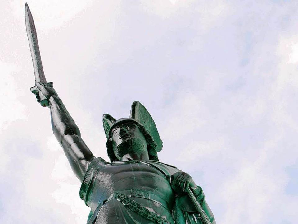 Der Hermann-Mythos leistete dem Werden...hen Nation einen unschätzbaren Dienst.