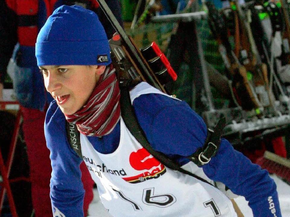 Derzeit gut in Form: Miriam Behringer vom SC Todtnau erwartet ein Heimrenen.  | Foto: Patrick Seeger