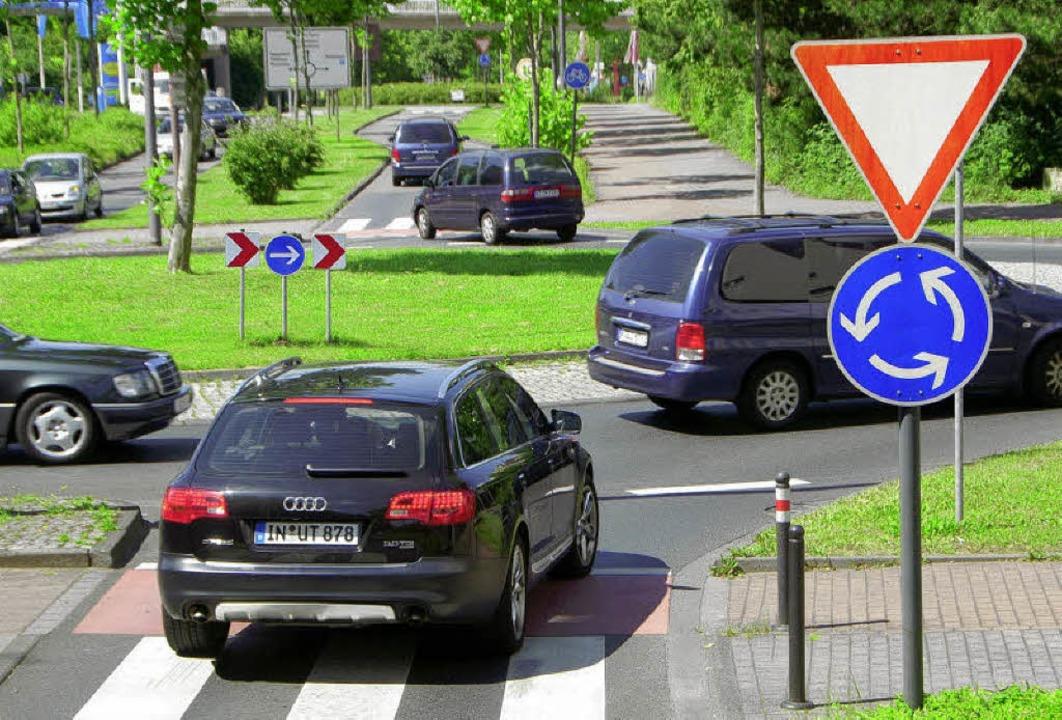 kreisverkehr  | Foto: nn