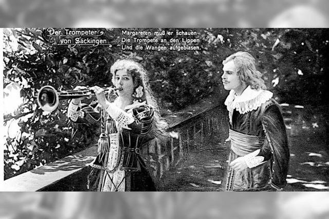 Säckingens Streit um Trompeterfilm