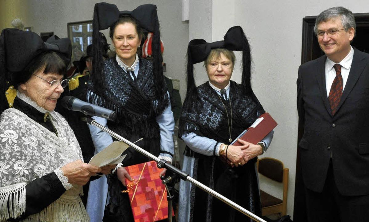 Röttele (links), Würtenberger  | Foto: Thomas Kunz