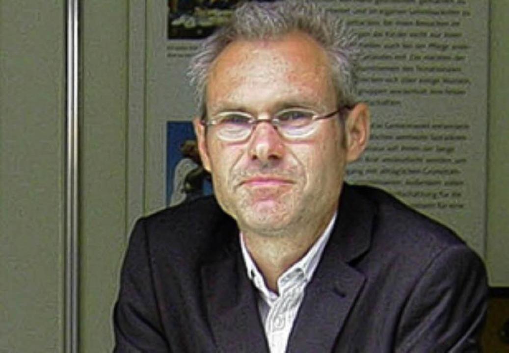 Rät zu bewusstem Lüften: Umweltberater Thomas Klug   | Foto: Privat
