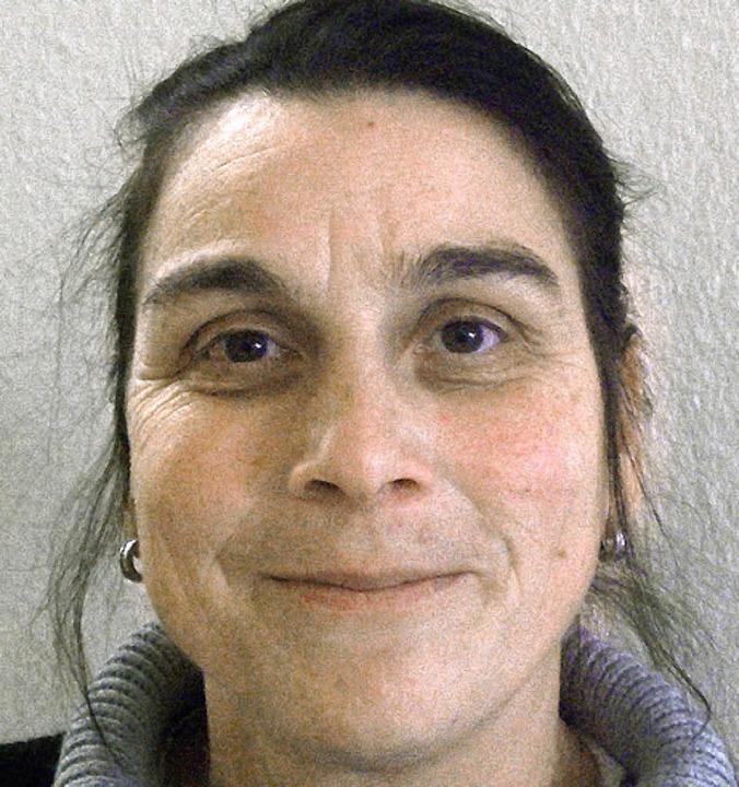 <BZ-Keyword>Barbara Burger (51) aus Et...eugt der Kachelofen eine schöne Wärme.  | Foto: Daniel Weber