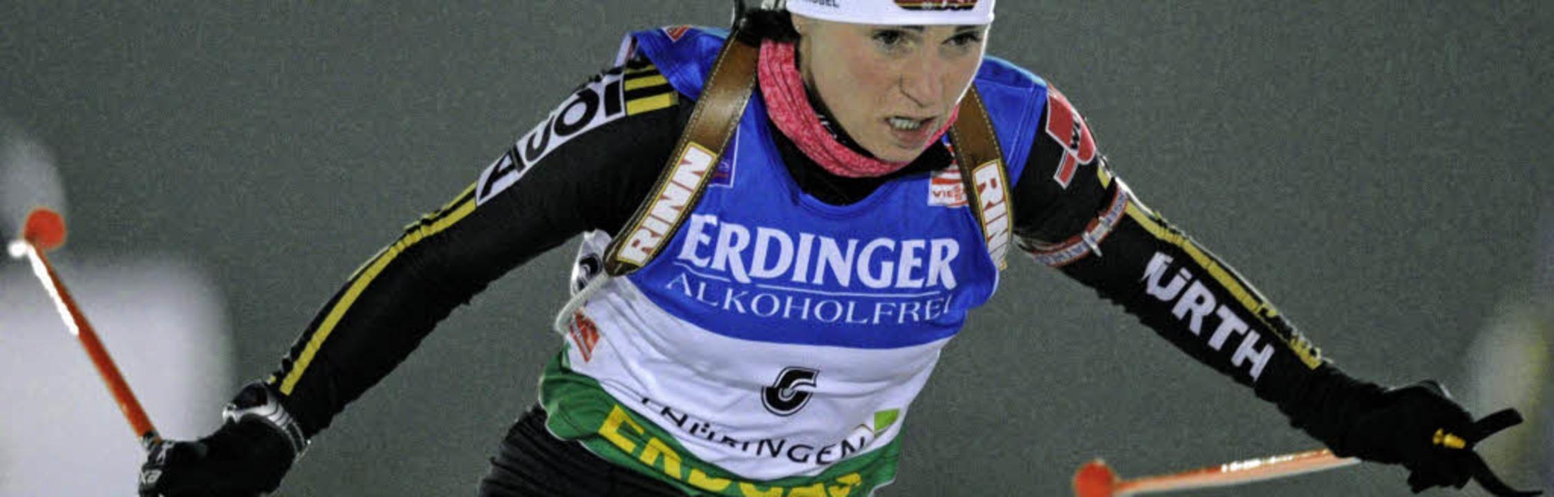 Andrea Henkel    | Foto: DDP