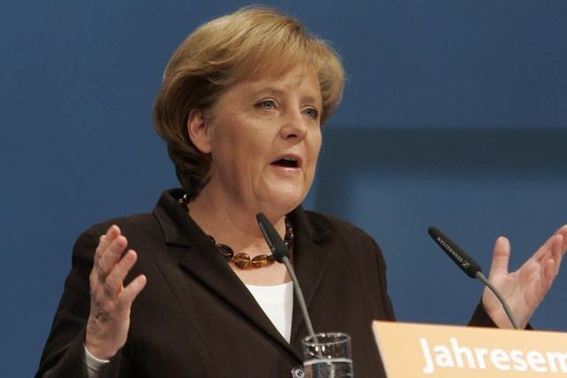 CDU beschließt Steuer- und Abgabensenkungen
