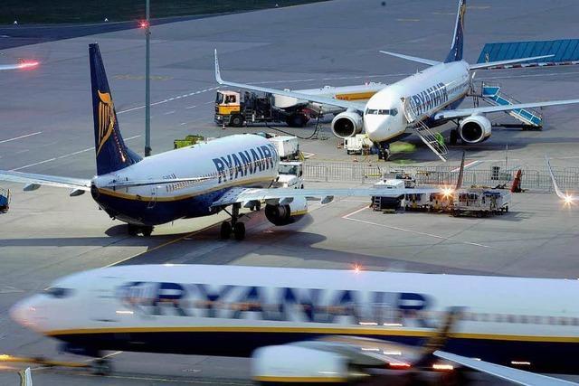 Ryanair will Flugzeuge aus Hahn abziehen
