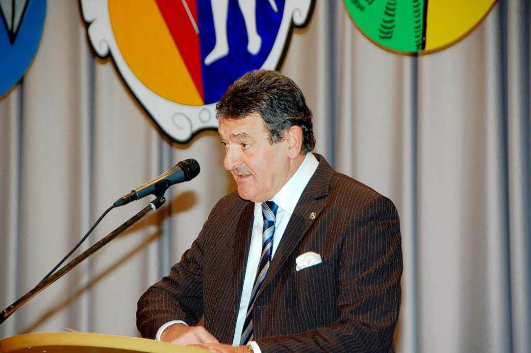 EU-Stadtrat Oscar Guidone als Botschafter Torre Annunziatas    Foto: Sylvia-Karina Jahn