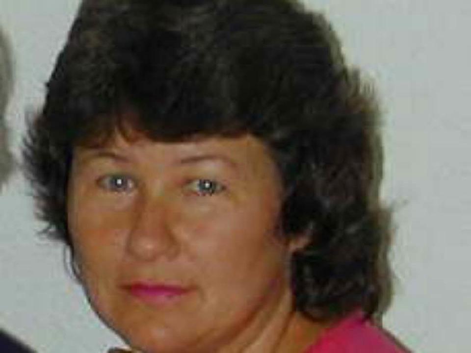 Lidia Hosp wird seit dem Freitagmorgen vermisst.  | Foto: privat