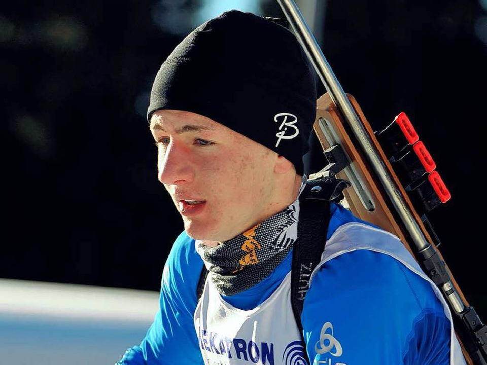 Zweimal Zweiter in der Jugend 16: Lukas Rombach vom SC Wehr  | Foto: Patrick Seeger